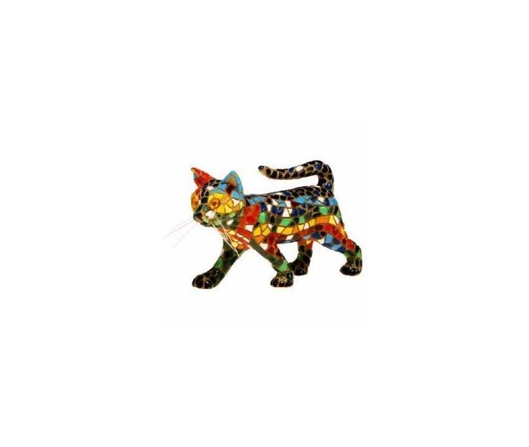 Trencadis in Motion Cat
