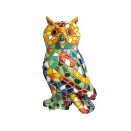 Trencadís Owl 7 cm