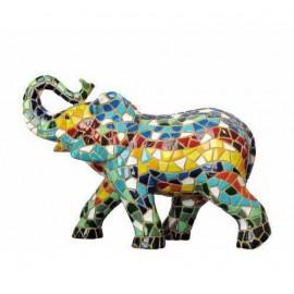 Elefant Trencadis 10 cm.