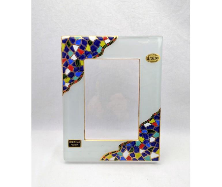 Glass Photo Frames Trencadis 23x18 cm