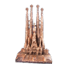 Little Sagrada Familia in bronze