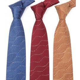 cravate en soie Park Guell