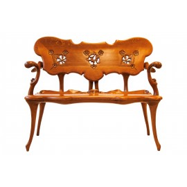 Banc Casa Calvet Reproduction Originale