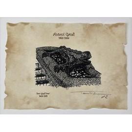 Litografia Parc Güell