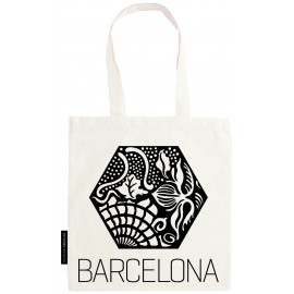 Gaudí Hexagonal Tile Bag
