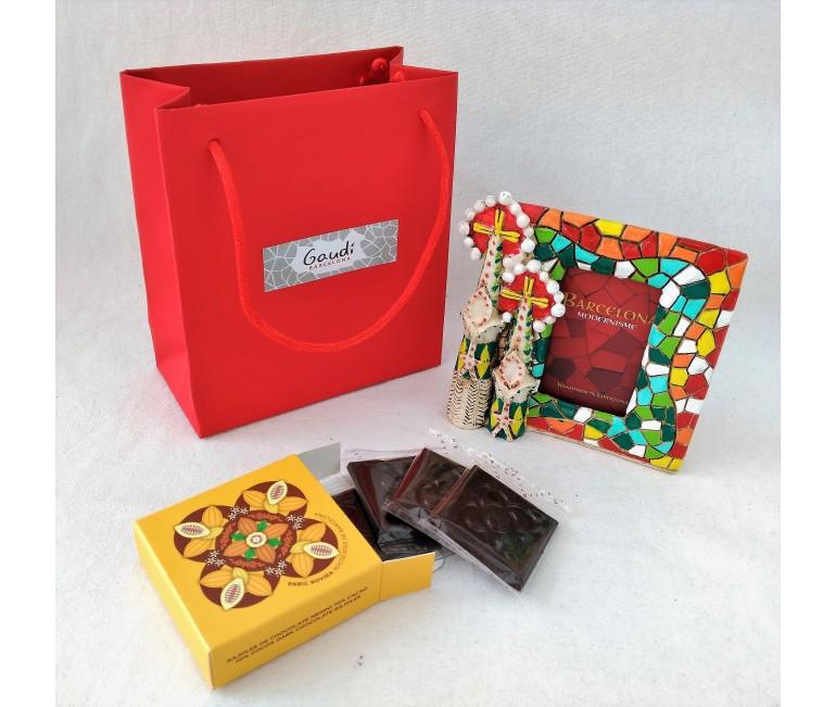 Frame Batlló Barcelona Choco Set