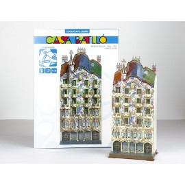Casa Batlló Paper Model