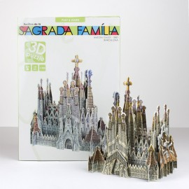 Sagrada Familia Kit Automontable