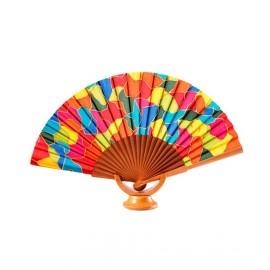 Trencadis Silk Fan
