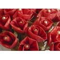 Pañuelo Flor de Seda personalizado