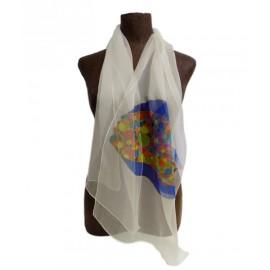 Fulard de seda Barcelona Parc Güell