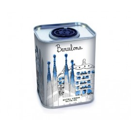 Barcelona Olive Oil Mini Can