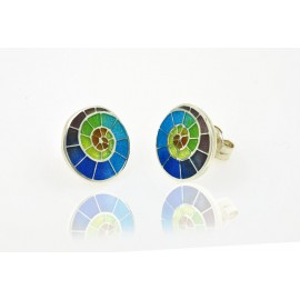 Gaudi Snail Earrings