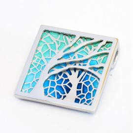 Pendant Nature Full Colour Blue