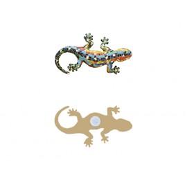 magnette en forme de salamandre