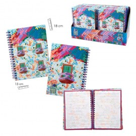 Mila's House Notebook