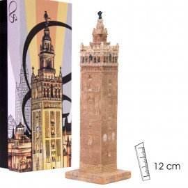 "Reproduction of ""La Giralda"""