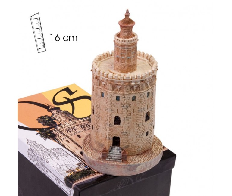 """Reproduction of """"The Tower of Gold"""""""
