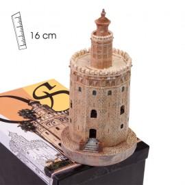 """Reproducción de """"La Torre del oro"""""""
