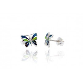 Earring Butterfly Gaudi