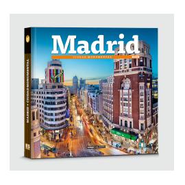 Libro sobre Madrid