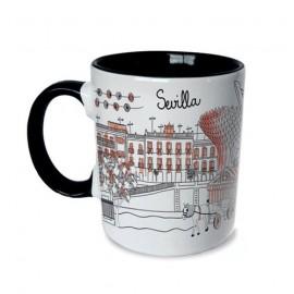 Tasse Sevilla Sketching