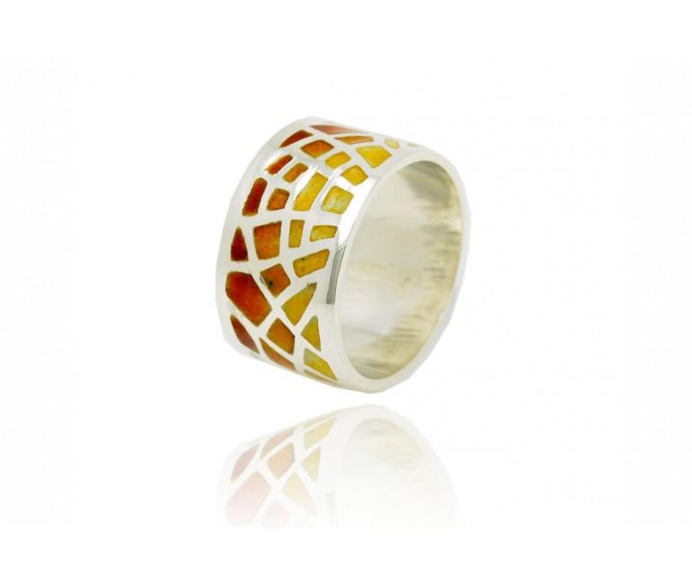 Ring Gaudiblu 02