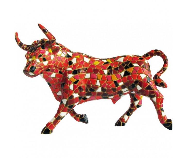 Toro Trencadís Vermell Mini