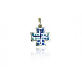 Croix carrée trencadís