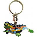 Gaudi Lizard Key Ring