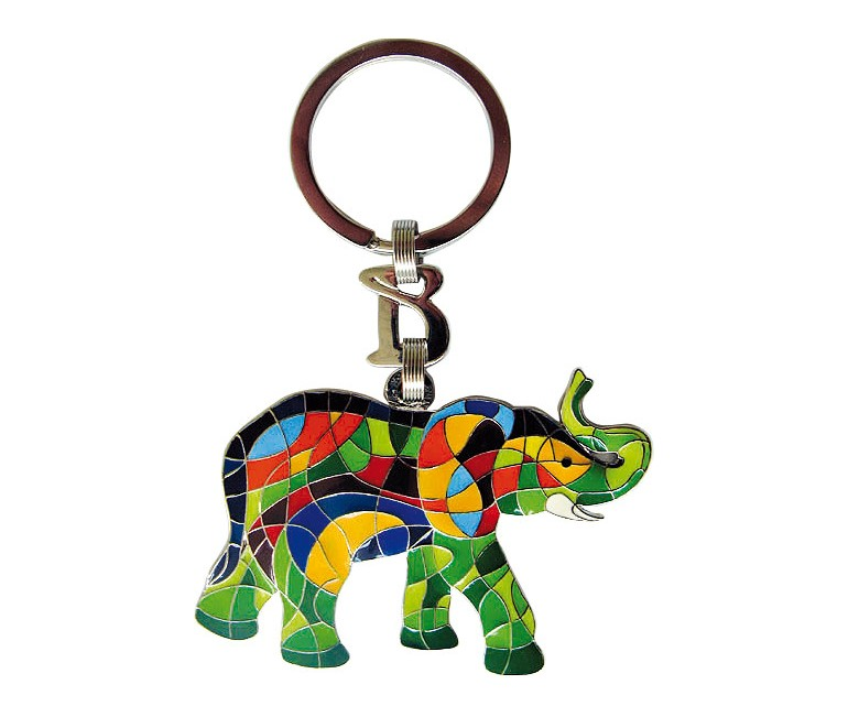 Clauer Elefant Trencadís