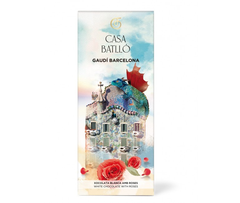 Casa Batlló White Chocolate