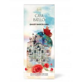 Chocolate Blanco Casa Batlló