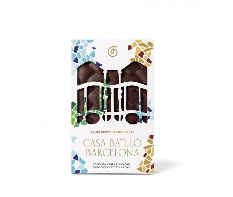 Chocolate negro Casa Batlló
