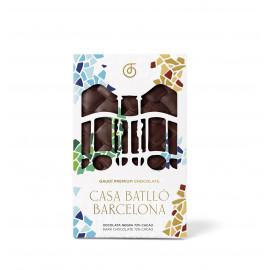 Chocolat noir Casa Batlló