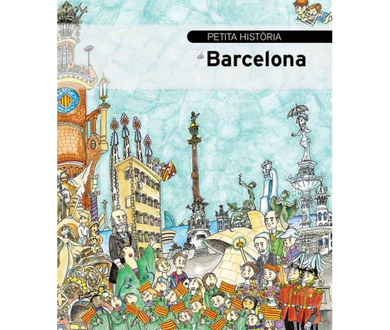 La pequeña historia de Barcelona
