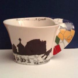 Landscape Oval Design Mug