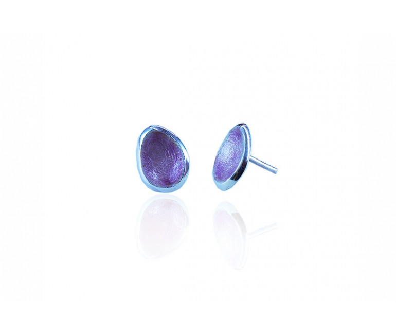 Round Xap In earrings