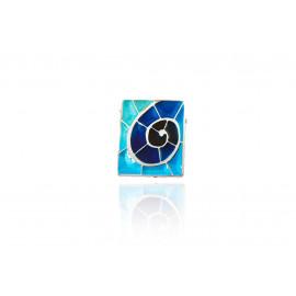 Pendentif Gaudí Onadis Bleu