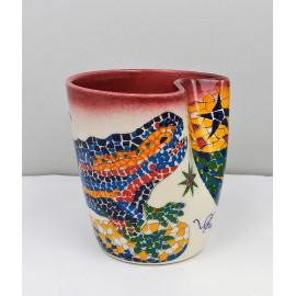 Mug en céramique Drac