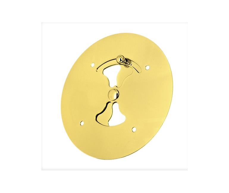 Disco interior de la mirilla de plancha