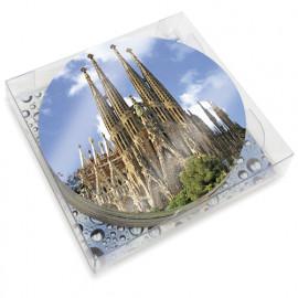 Set 6 Posavasos Gaudi