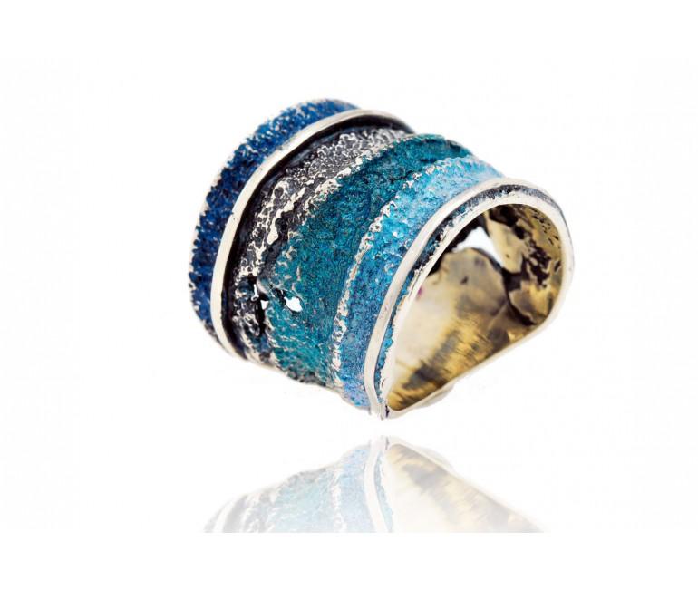 Sinera striped ring