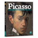 Picasso. In the museum