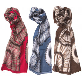 """Fulard Estampado """"Sagrada Familia"""""""