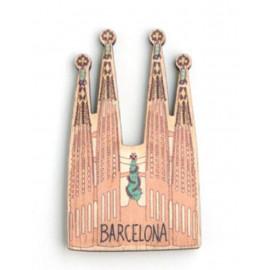 Imant fusta Sagrada Familia