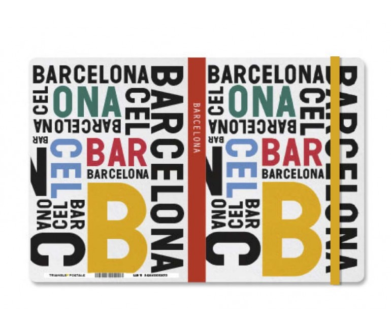 Notebook Barcelona Tipo