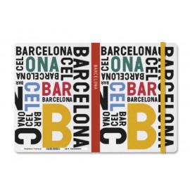 Libreta Barcelona Color