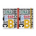 Notebook Barcelona Color