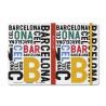 Notebook Barcelona Color